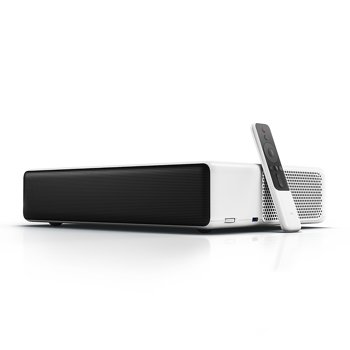 Mi Laser Ultra-Short Throw Projector with Built-In Android TV