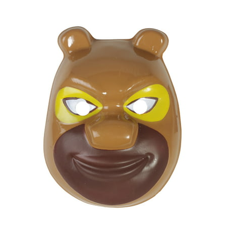 Halloween mask Bear Two Happy Gray Cartoon With ECO-friendly PVC Mask](Watch Halloween Cartoon Movies Online)