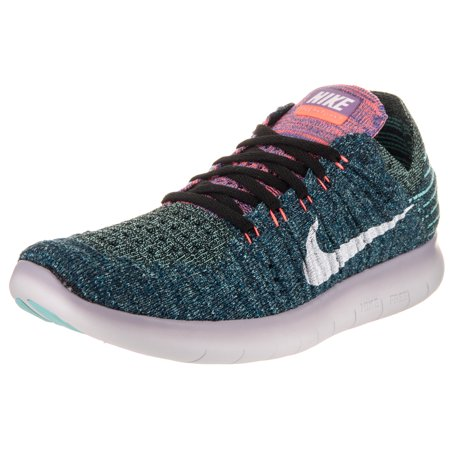 f0940b8bed1 Nike - Nike Women s Free Rn Flyknit Running Shoe - Walmart.com