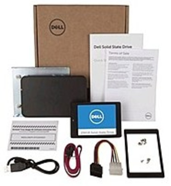 Dell SNP110SK/256G 256 GB 2.5-Inch 6 Gbps SATA Internal SSD (Refurbished)
