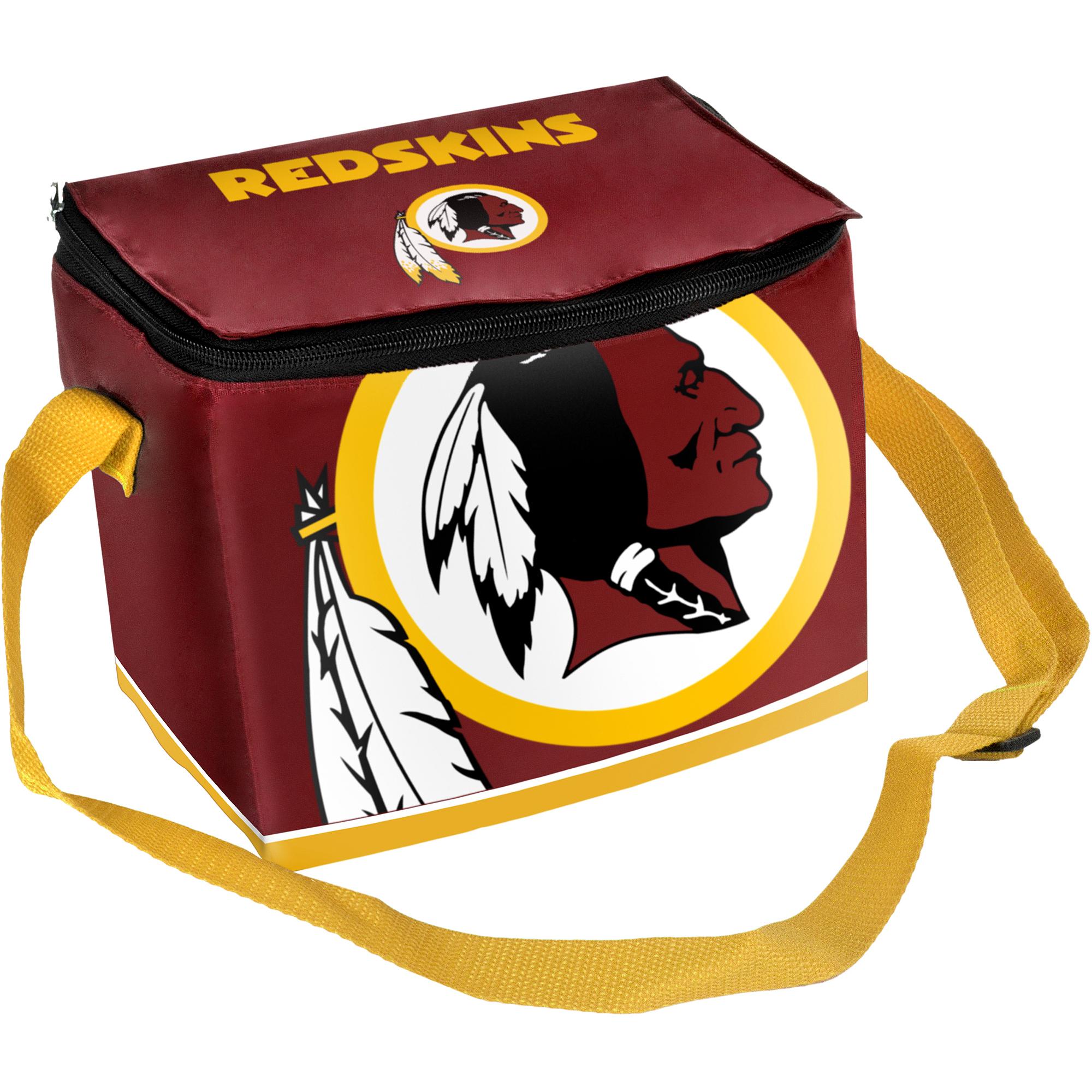 NFL Zipper Lunch Bag - Washington Redskins