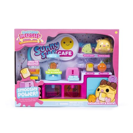 Smooshy Mushy Powered Playset