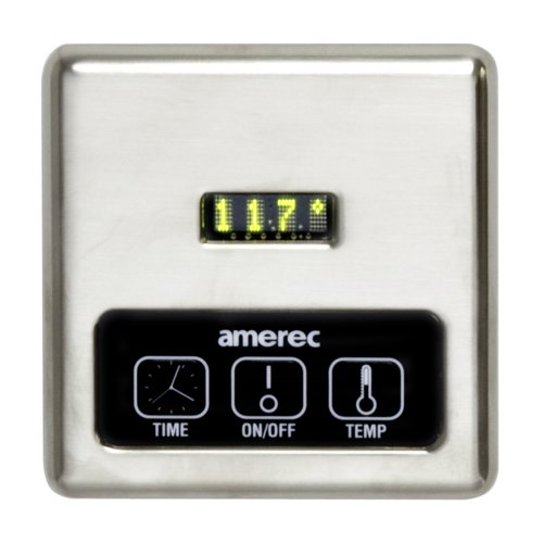 Amerec K60 Digital Steam Generator Control with 60 Minute Timer