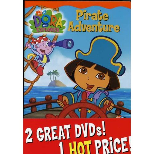 Dora The Explorer: Pirate Adventures  /  Cowgirl Dora (Full Frame)