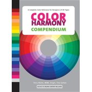 Color Harmony Compendium : A Complete Color Reference for Designers of All Types, 25th Anniversary Edition