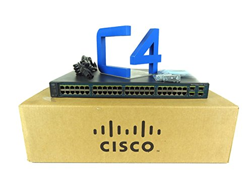 Cisco Systems WS-C3560V2-48TS-S (Product Is Brand Factory Sealed) by Cisco