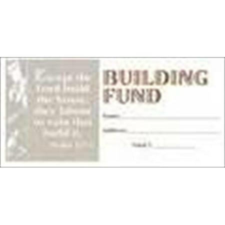 B & H Publishing Group 465133 Enveloppe d'offre Fonds de construction Psaume 127 1 - image 1 de 1