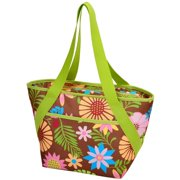 Picnic At Ascot Houndstooth Cooler Tote