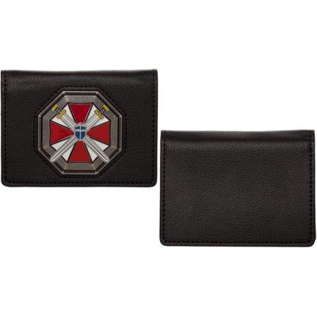 - Resident Evil Metal Badge ID Wallet