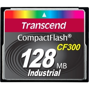 128MB TS128MCF300 CF CARD 300X UDMA5 1.0 58