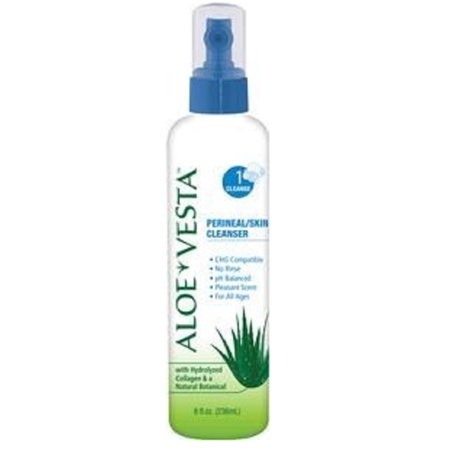 - Aloe Vesta Perineal/Skin Cleanser ''1 Count, 4 oz, Lemon Scent'' 10 Pack