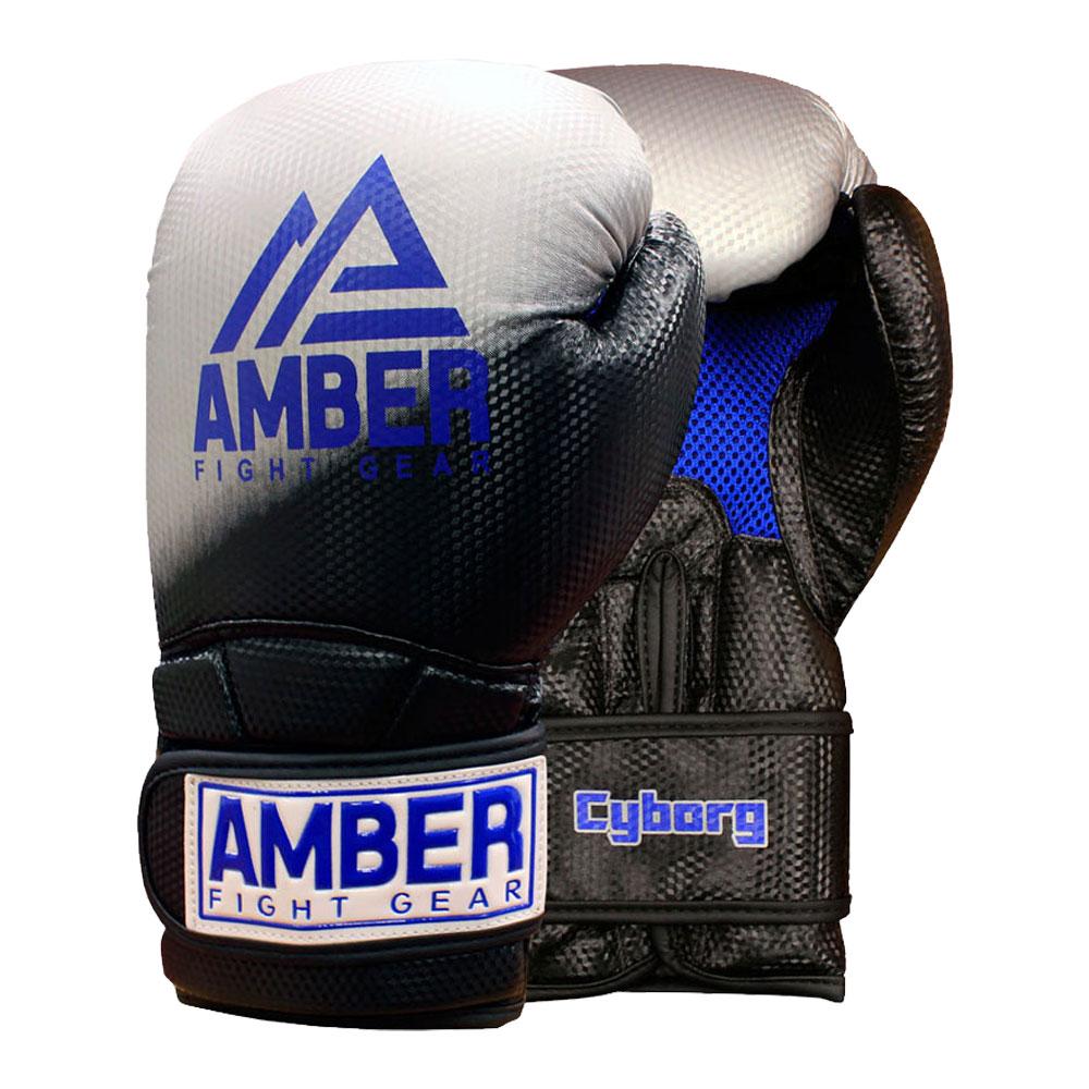 Amber Fight Gear Cyborg 101 Training Gloves 12oz