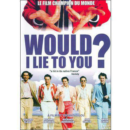 Would I Lie To You? (French) (Widescreen)