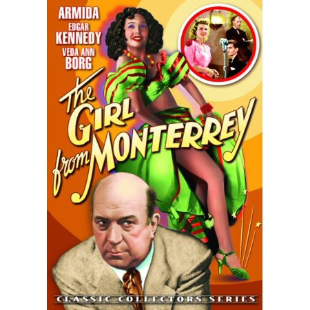 The Girl From Monterrey (DVD) - Girl From Halloweentown