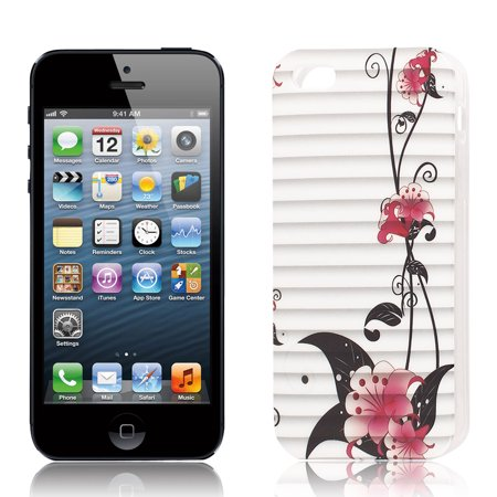 the best attitude cf095 31d70 Off White TPU Shutter Louver Blind Window Print Case Cover for ...