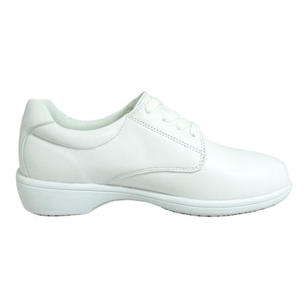 Genuine Grip Footwear Slip-Resistant Oxford Casual (Women's) hloWs