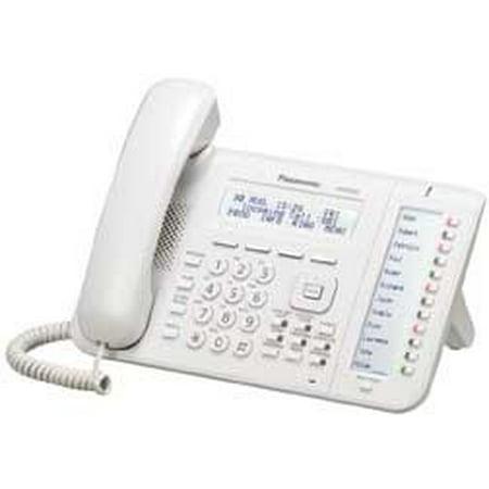 Panasonic Voip Phone (Panasonic KX-NT553 IP Phone - Wall Mountable - VoIP - Speakerphone - 2 x Network (RJ-45) - PoE )