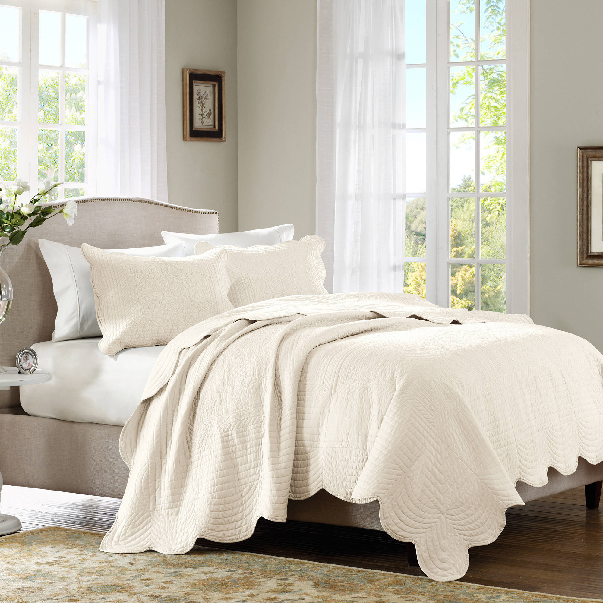 Home Essence Genoa Bedding Coverlet Set
