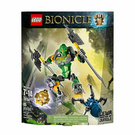 LEGO Bionicle Lewa C Master of Jungle