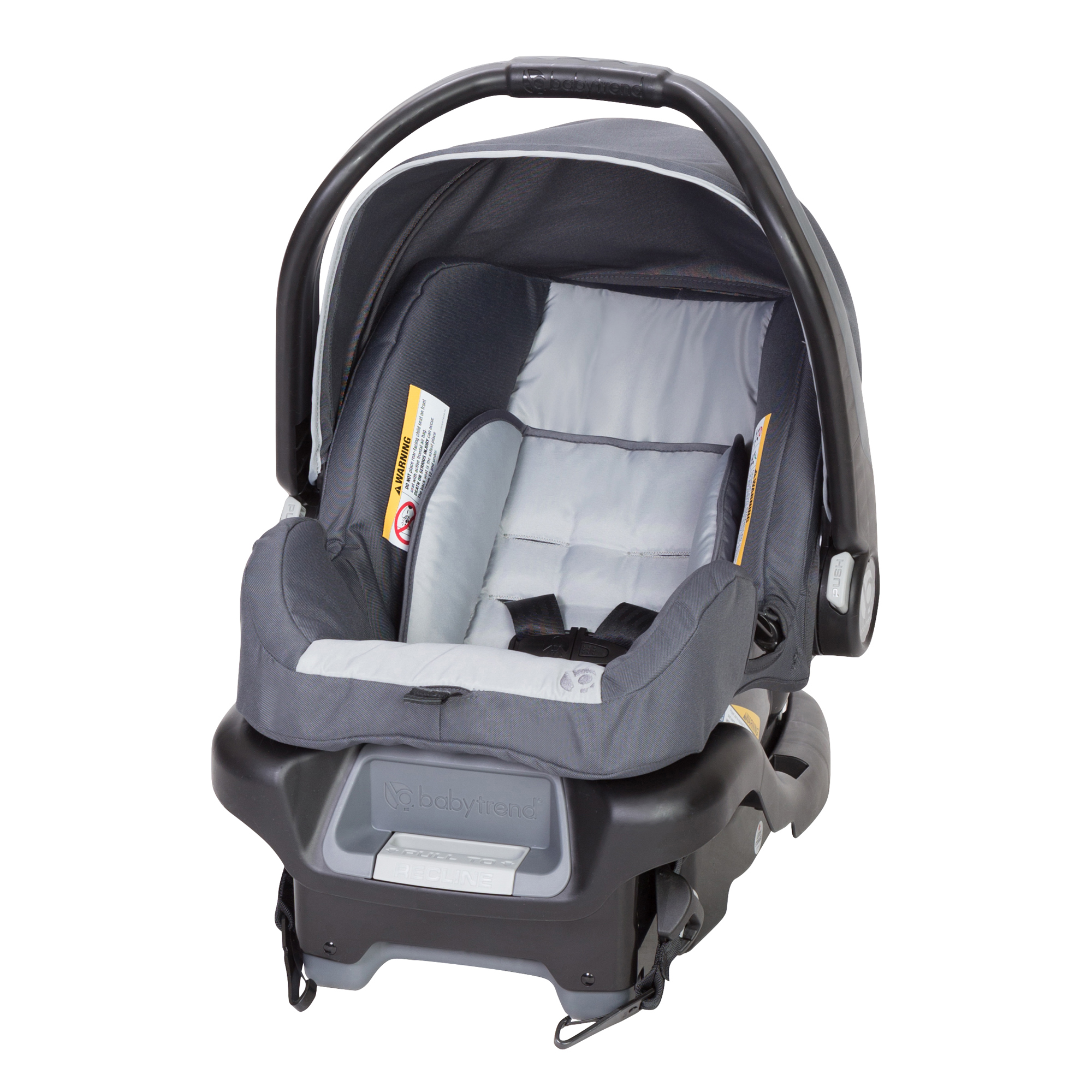 Baby Trend Ally 35 Infant Car Seat Cloud Burst Walmart Com Walmart Com