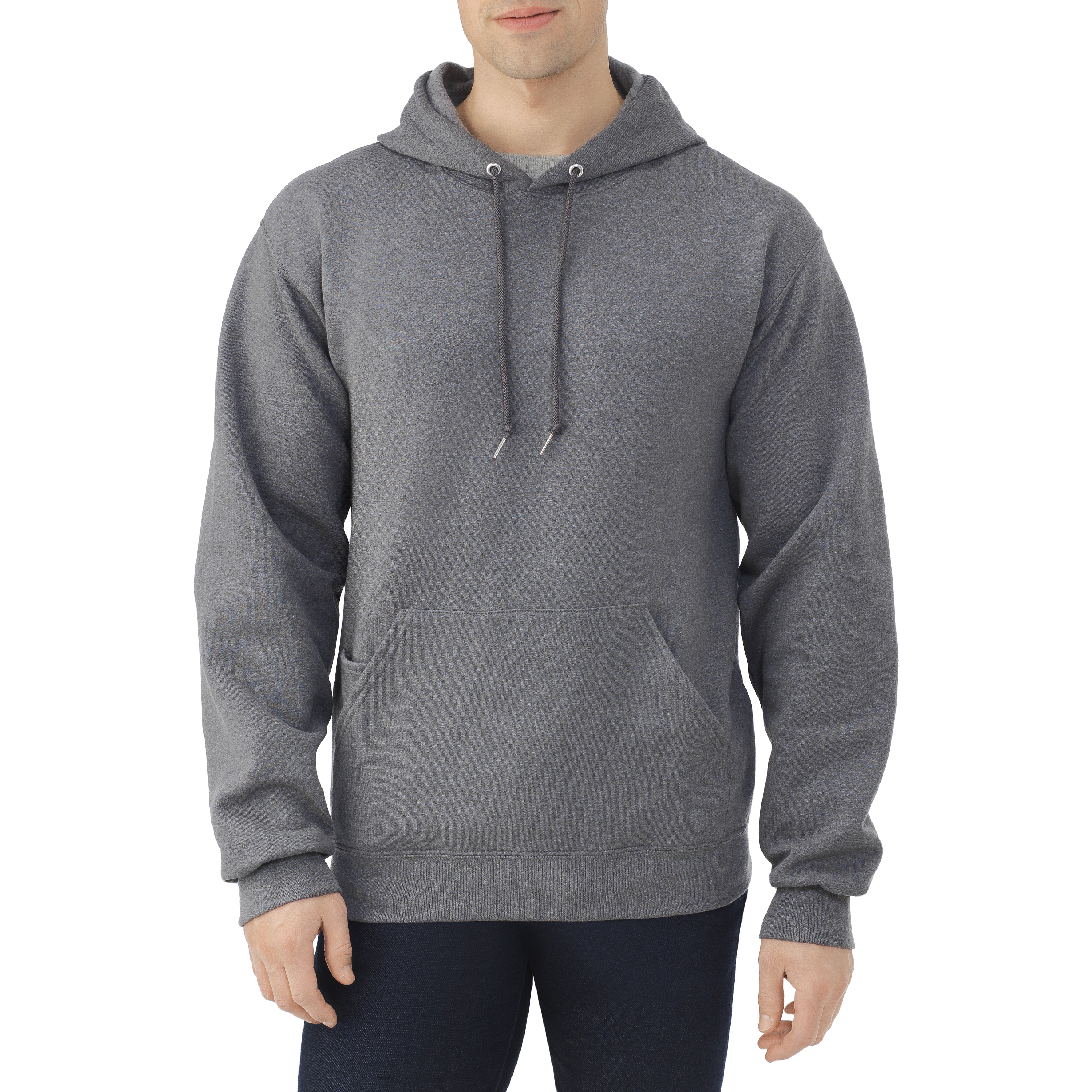 Fruit of the Loom Men's Dual Defense Pullover Hooded Sweatshirt ...