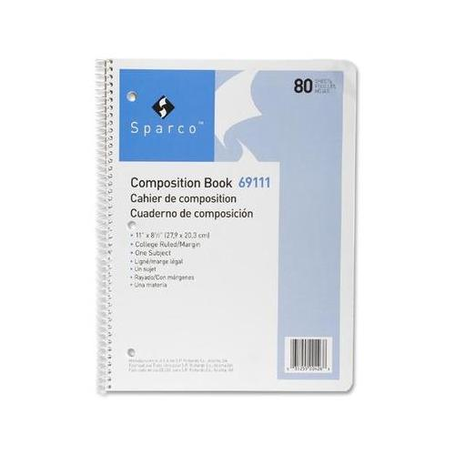 Sparco Spiral Composition Books SPR69111