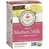 Traditional Medicinals, Organic Mother's Milk, Tea Bags, 16 Ct