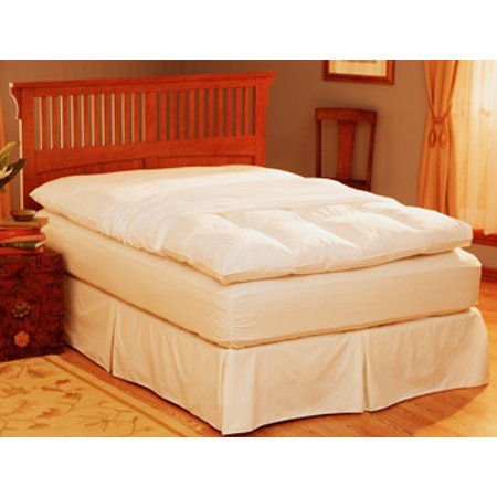 - Pacific Coast Feather Company Feather Bed Protector Cal King