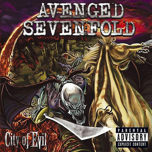 City Of Evil (Explicit)