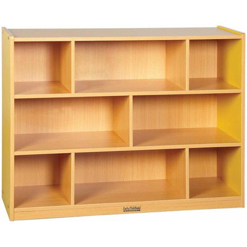 "CE 8 Compartment Storage Cabinet 36""H BL by ECR4Kids"