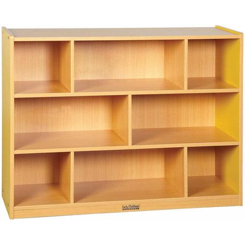 """***FASTTRACK***CE 8 Compartment Storage Cabinet 36""""H - BL"""