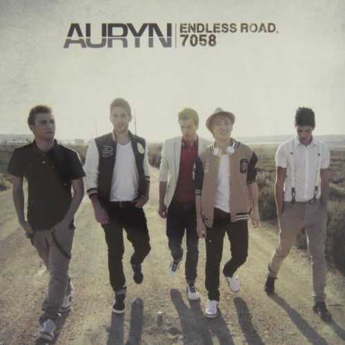 Auryn - Endless Road 7058 [CD]