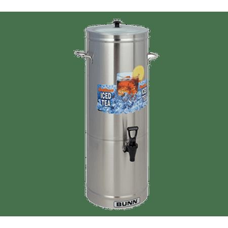 Bunn 33000.0001  TDS-5 Iced Tea/Coffee Dispenser Bunn Stainless Steel Beverage Dispenser