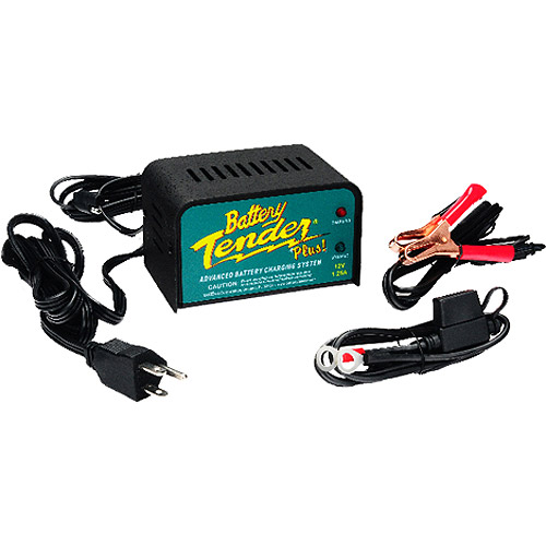 Battery Tender Plus 021-0128 12V Battery Charger