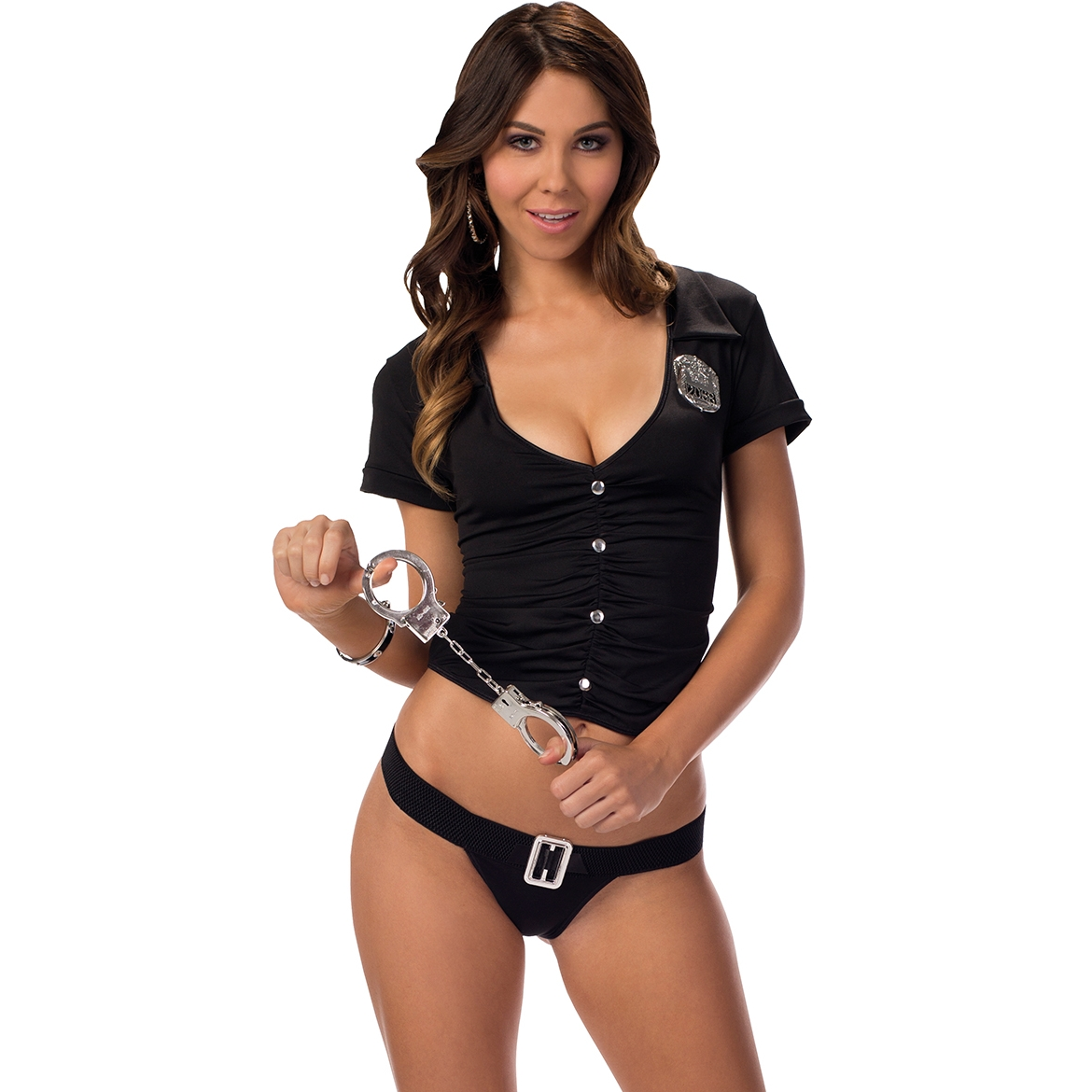 Sexy Officer Bedroom Costume