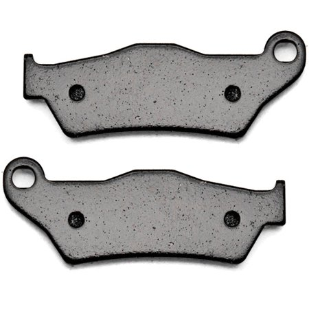 KMG Front Brake Pads for 1992-1993 KTM DXC EXC EGS 125 Brembo Calipers - Non-Metallic Organic NAO Brake Pads Set - image 3 de 4