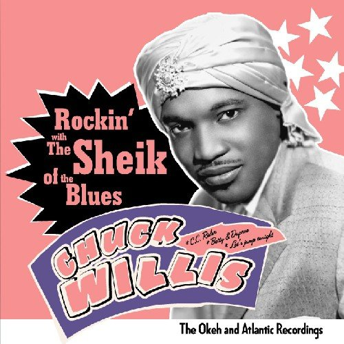 Rockin With The Sheik Of The Blues