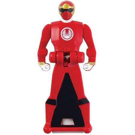 Power Rangers Super Megaforce Red Ninja Storm Ranger Key 2.5