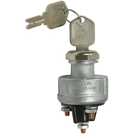 Ignition Switch Electrical Assembly - New DB Electrical 31-610P Pollak Ignition Switch for Universal