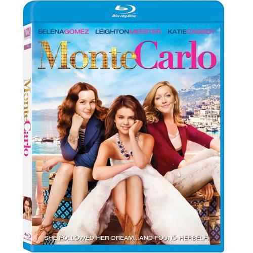 Monte Carlo (Blu-ray) (Widescreen)