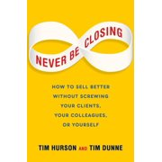 Never Be Closing - eBook