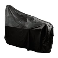 "SMOKER COVER HD 57"" BLK"