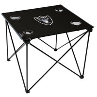 NFL Oakland Raiders Deluxe Table