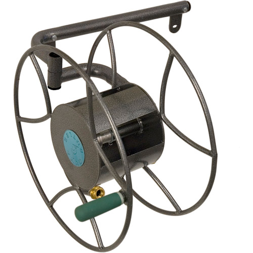Lewis Tools  Wall Mount Swivel Hose Reel
