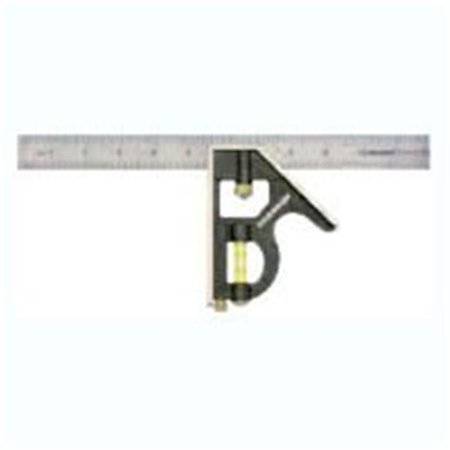 Swanson Tool Co TC132 Combo Square - 12 In. - image 1 of 1