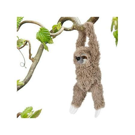 Children Cute Cartoon Soft Sloth Plush Toy Doll - image 5 of 8