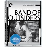 Band Of Outsiders (French) (Criterion Collection) (Blu-ray) (Full Frame) by CRITERION