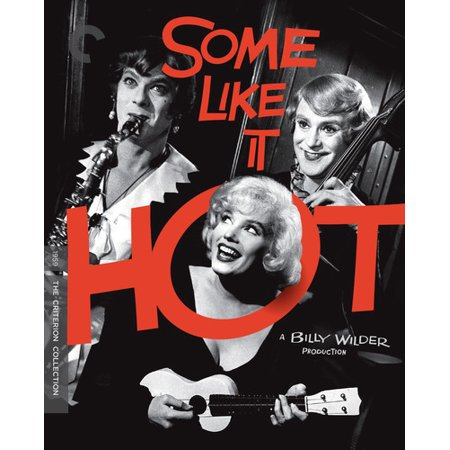 Adults Hot Movies (Some Like It Hot (Blu-ray))
