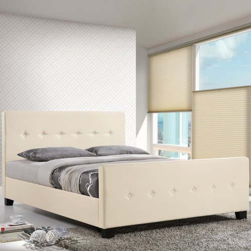 Modway Full/Double Upholstered Platform Bed