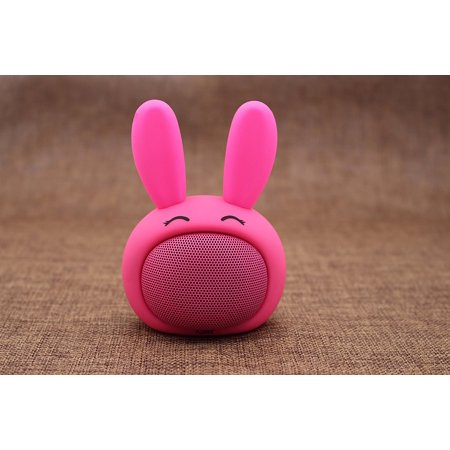 Elite iCutes Portable Bluetooth Wireless Speaker, cute pink bluetooth speaker Elite iCutes Portable Bluetooth Wireless Speaker, cute pink bluetooth speaker